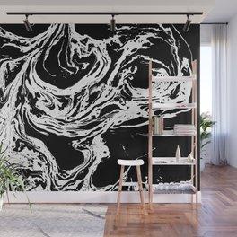 Swirling World V.2 Wall Mural