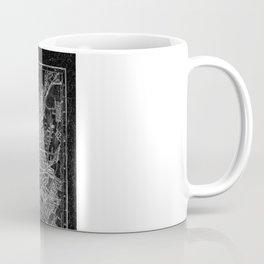 Los Angeles, California, Circa 1908. Coffee Mug