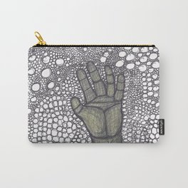 Golden hand drowning in the Astral plane Carry-All Pouch
