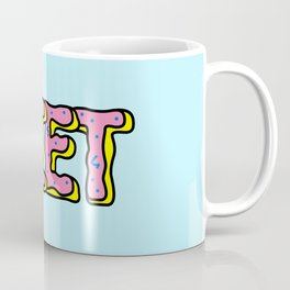 Donut Diet Coffee Mug