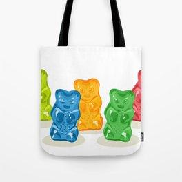 Gummy Bears Gang Tote Bag