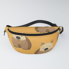 Whimsy Wombat Fanny Pack