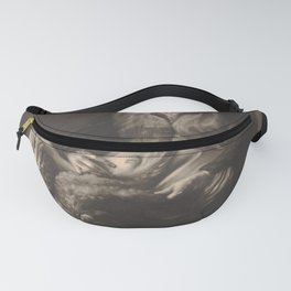 Rembrandt - Woman plucking a fowl Fanny Pack
