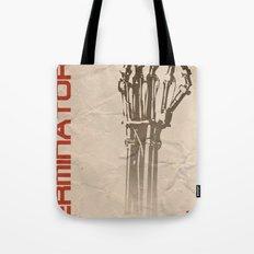T2 Judgement Day Tote Bag