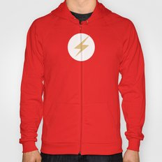 The Flash Vector Logo Hoody