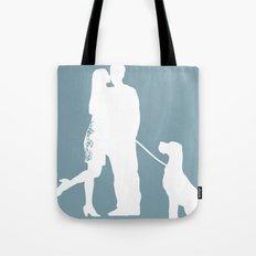 In Love Print Tote Bag
