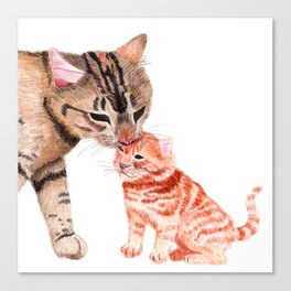 Unconditional Love Canvas Print