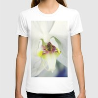 orchid T-shirts featuring Orchid by Falko Follert Art-FF77