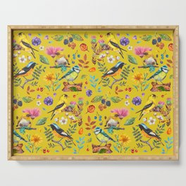 Birds nature - YBG Serving Tray