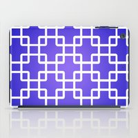1d iPad Cases featuring Pattern 1D by Robin Curtiss
