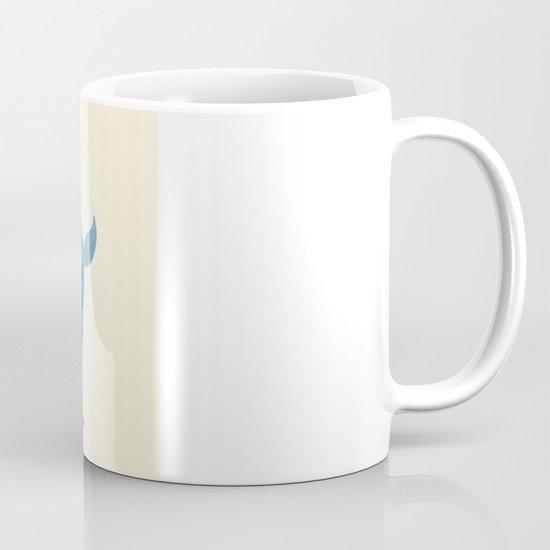 Whale & Seagull (US and THEM) Mug