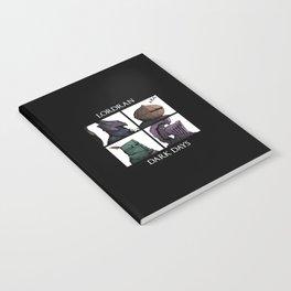 Lordran Dark Days Notebook
