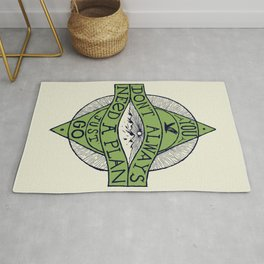 You don't always need a plan - just go Rug