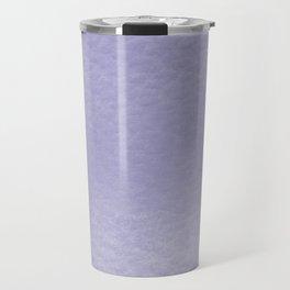 Gradient watercolor - ultra violet Travel Mug