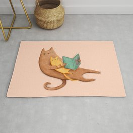 The Cat's Mother Rug