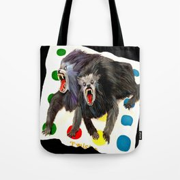 Werewolves with a Twist Tote Bag