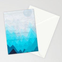 Ice Mounts Stationery Cards