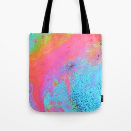 Infrared Jeopardy Tote Bag