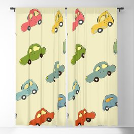 Cars Blackout Curtain