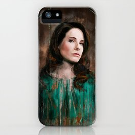 Alana iPhone Case