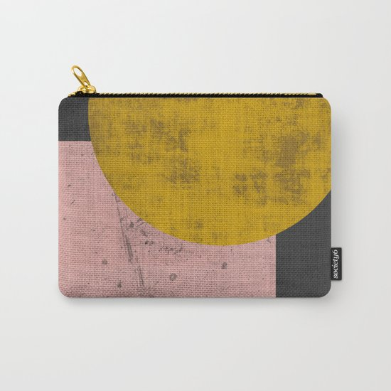 Gold moon Carry-All Pouch