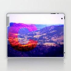 Colorado Flag--Valley Laptop & iPad Skin