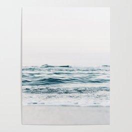 Ocean, waves Poster