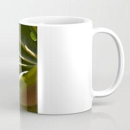 Sun Lit Green Life Coffee Mug