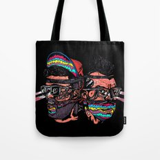 Bass Brothers Tote Bag