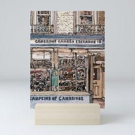 CAMPKINS Mini Art Print