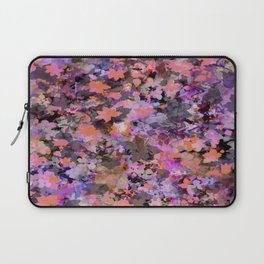 Automne in pink and orange Laptop Sleeve