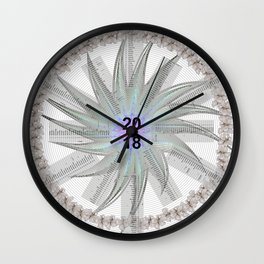 Kalender 2018 - keltic Wall Clock