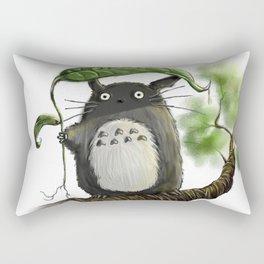 Totoro  Rectangular Pillow