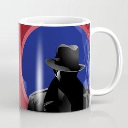 Smoking Detective Coffee Mug