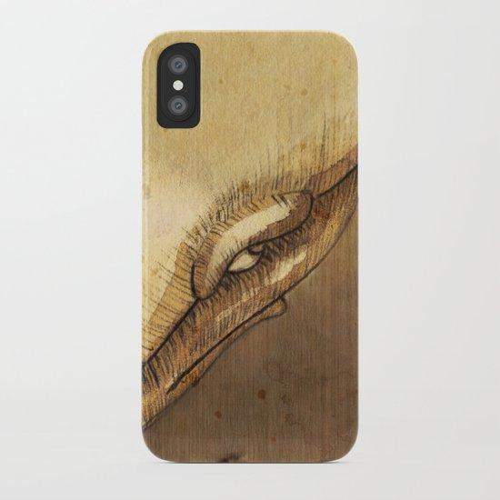 Emdì iPhone Case