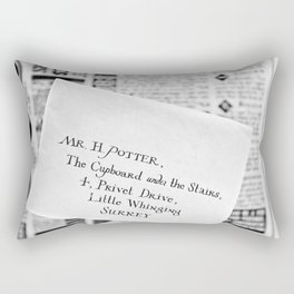 Mail for Harry Potter Rectangular Pillow