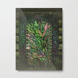 Arch Glow (3) Metal Print