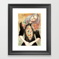 Beauty is a Million Colors Framed Art Print