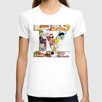 fandom T-shirts featuring Define Fandom? by Wayko World
