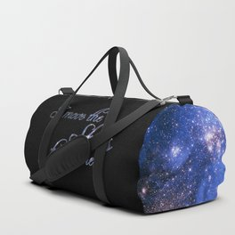 Move The Stars Duffle Bag