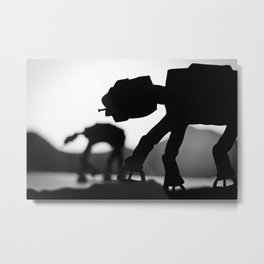 Imperial Walker Metal Print