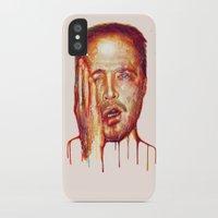 jesse pinkman iPhone & iPod Cases featuring Jesse Pinkman by beart24