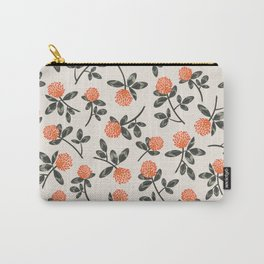 Red Clover Carry-All Pouch