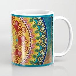 Mandala Epiphaneia Coffee Mug