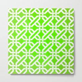 Pattern 4B Metal Print