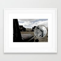 truck Framed Art Prints featuring Truck by Susy Margarita Gomez