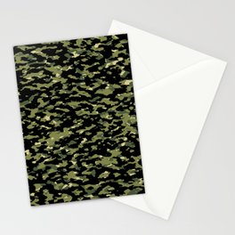 Camouflage: Jungle III Stationery Cards