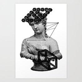 Tiasu Art Print
