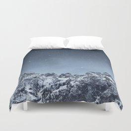 Winter Coming Duvet Cover