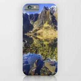 Lake at Dawn iPhone Case
